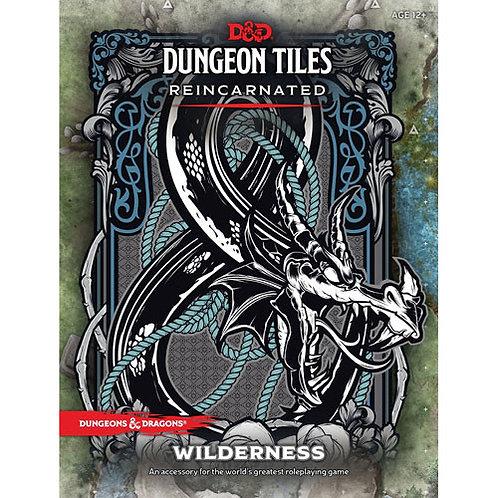 D&D Dungeon Tiles - Wilderness