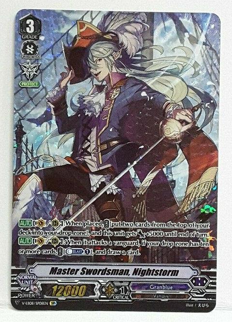 Master Swordsman, Nightstorm (SP)