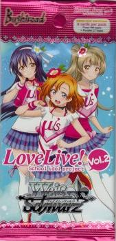 Weiss Schwarz LoveLive! Vol. 2 Booster Pack