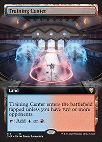 Training Center (Extended Art) (Foil)