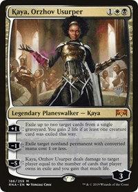 Kaya, Orzhov Usurper (Promo Pack) (Foil)