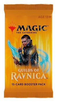 M:TG Guilds of Ravnica Booster Pack