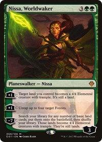 Nissa, Worldwaker