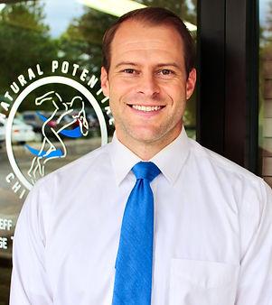 Dr Jeff Carr, D.C.
