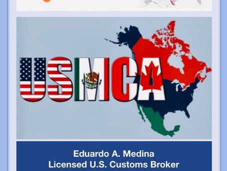 USMCA Fact Sheet: Customs Cooperation
