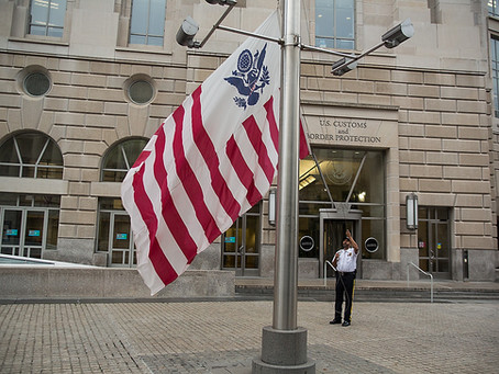Happy Anniversary U.S. Customs!
