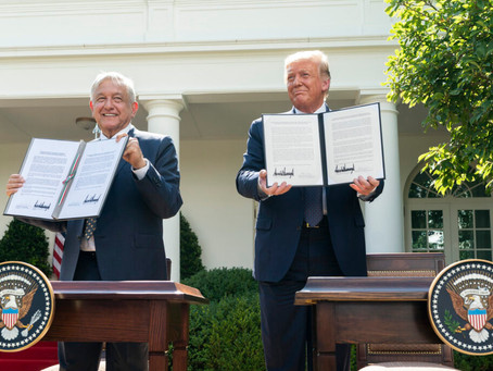 Joint Declaration Between the United States and Mexico