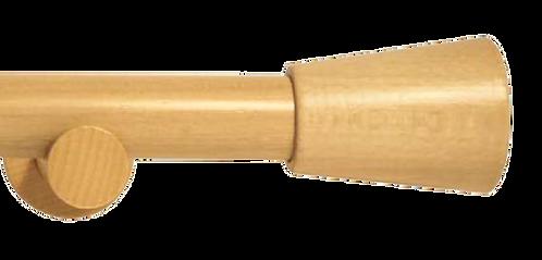 Cono bois, Ø19 ou Ø30 mm, de 150 à 400 cm, à partir de
