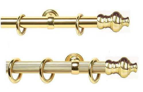 Caire De Ø19mm 126€ à  Ø30mm 319€ Kit tringle acier (hors anneaux)