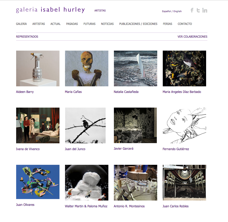 www.isabelhurley.com