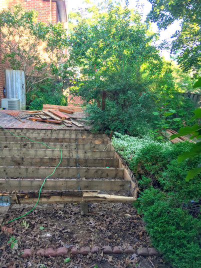 Deck Progress