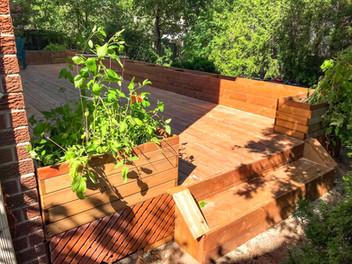 Finished Deck