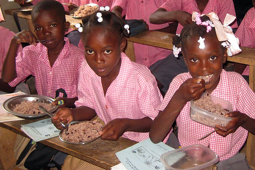 Donate a Child's School Lunch for ONE Day