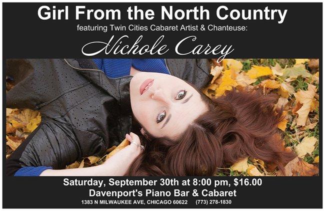 Promo for Davenport's Cabaret