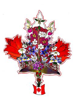 Provincial flora