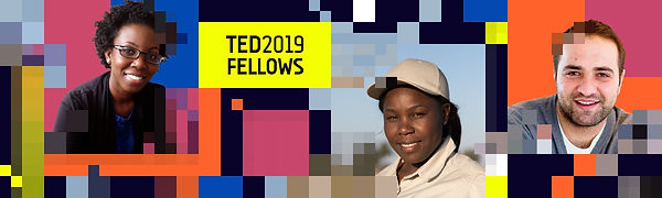 Dr. Amma is named a 2019 TED Fellow.