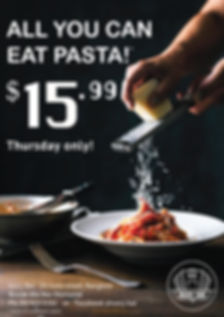 all you can eat pasta christchurch. all you can eat rangiora. all you can eat christchurch. cheap dinner
