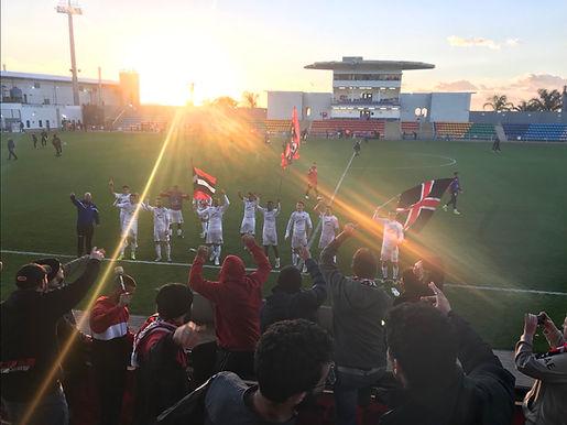 HAPOEL KATAMON JERUSALEM FC STANDS BY ITS CITY AGAINST COVID-19