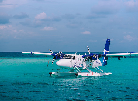 RIU customers in the Maldives can now enjoy the new seaplane service offered by Manta Air