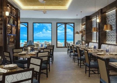 Two New 5-Star Restaurants Opens At Sandals Royal Caribbean