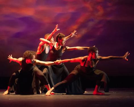 Howard University Spring Dance Concert