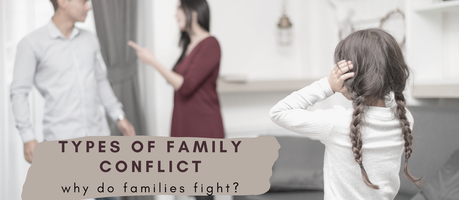 Types of Family Conflict: Why Do Families Fight?