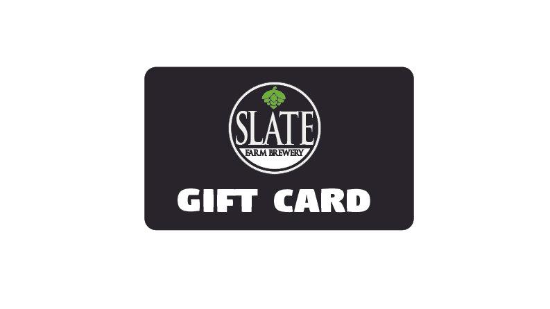 Slate Gift Card