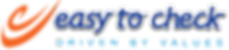 EasyToCheck Software Solutions Logo