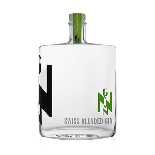 Nginious Swiss Blended Gin
