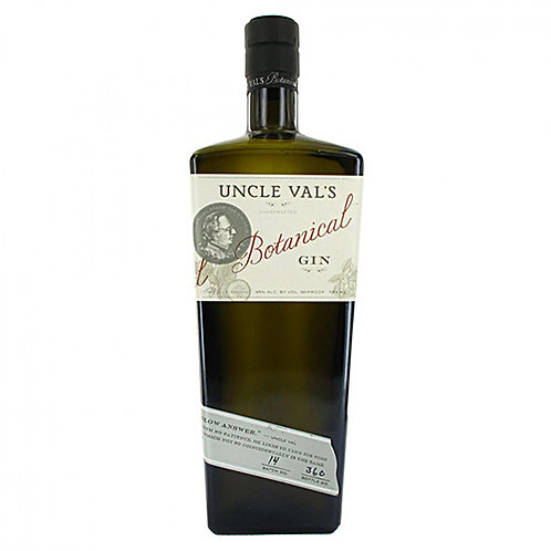 Uncle Val's Botanical American Gin