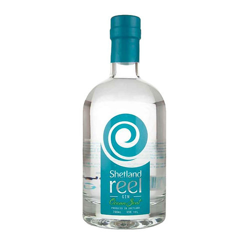 Shetland Reel Ocean Scent Gin