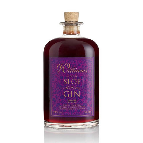 William's Aged Sloe & Mulberry Gin