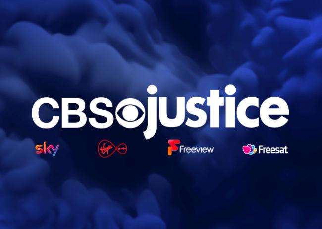 CBS Justice logo