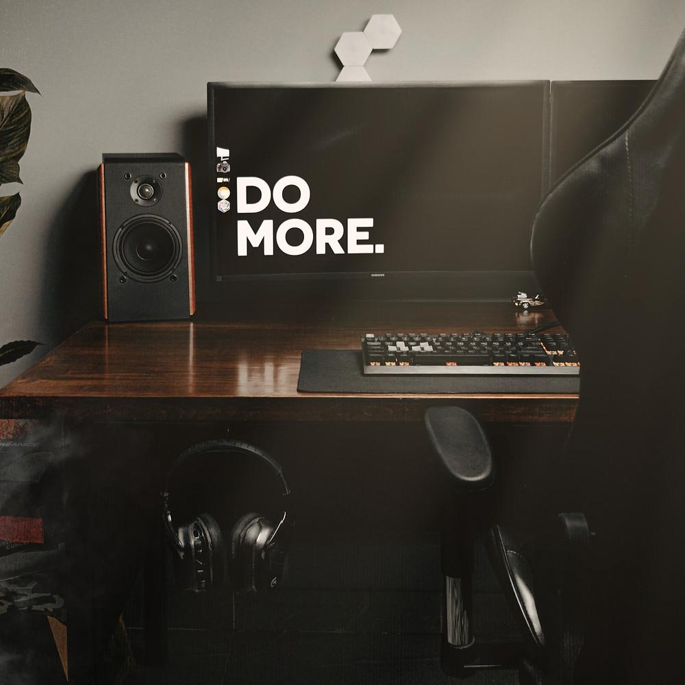 Music + Productivity