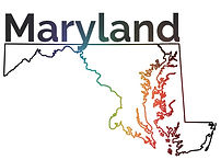 map-of-the-us-state-maryland-vector-1399