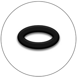 O-Ring , Silikon O-Ring, Profildichung, Wellendichtung, Kammrdichtung