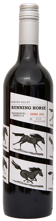 2016 Bookmakers Umbrella Shiraz
