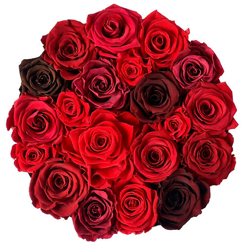 Infinity Mixed Rose Box