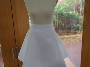 Project | Circle Skirt - Part 1