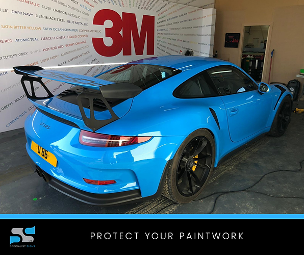 Paint Protection Peterborough Cambridges