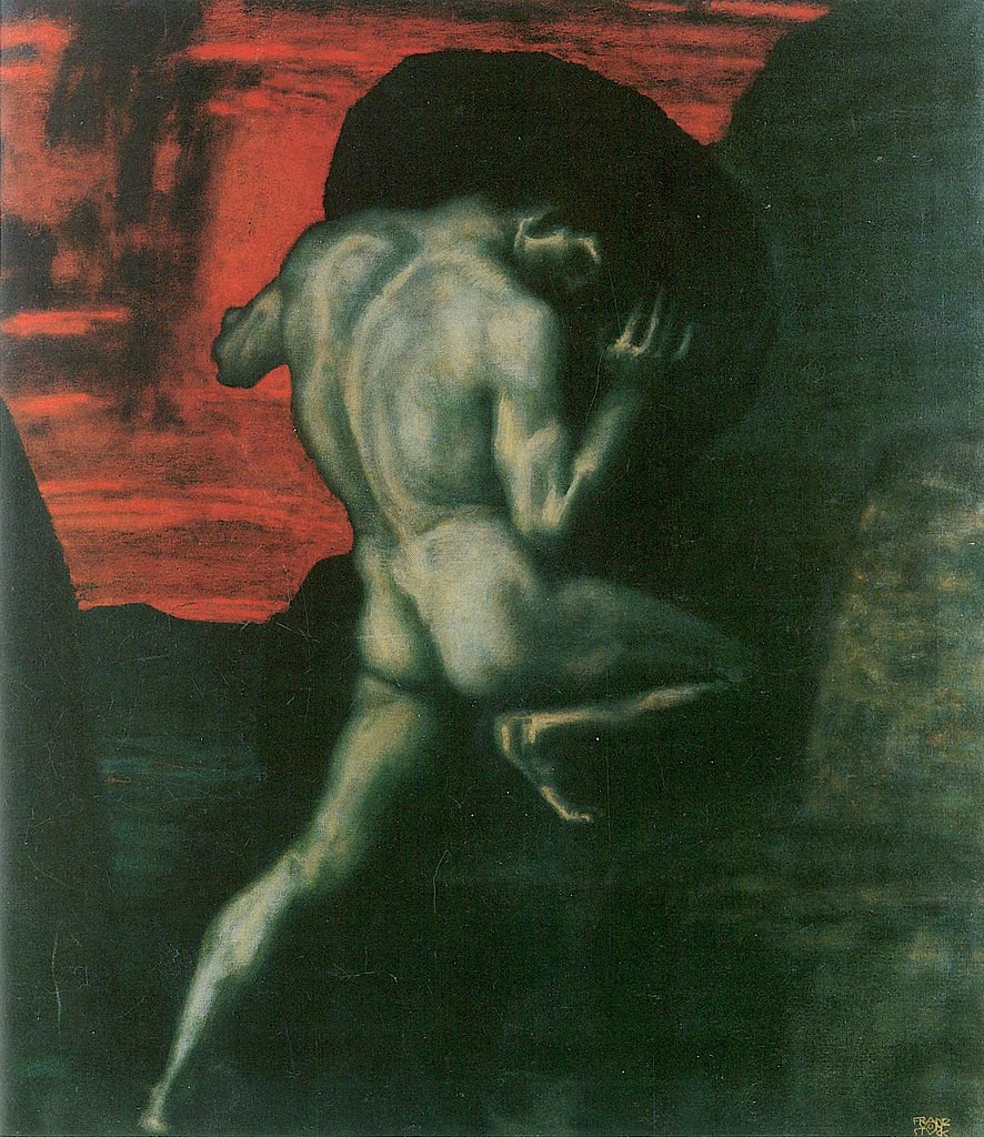 I am Sisyphus and...