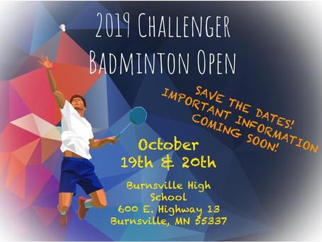 2019 Challenger Badminton Open