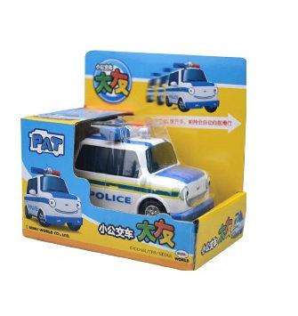 Полицейская машина Пэт