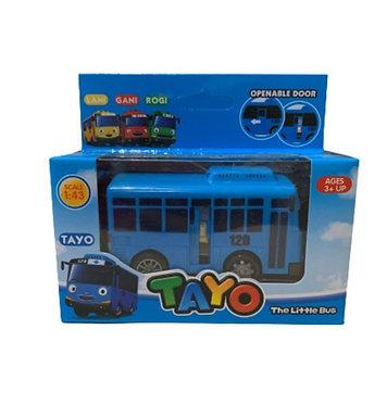 Тайо маленький автобус - синий автобус Тайо 9 см