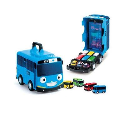 Большой автобус Тайо (кейс для хранения)