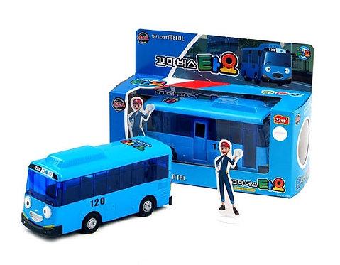 Автобус Тайо  The Little Bus Tayo с фигуркой Ханы