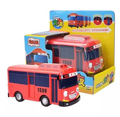 Игрушка автобус Гани Тайо маленький автобус Iconix