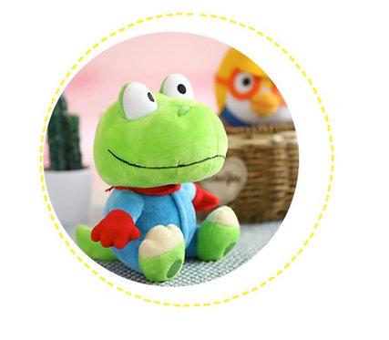 Мягкая игрушка Динозаврик Кронг