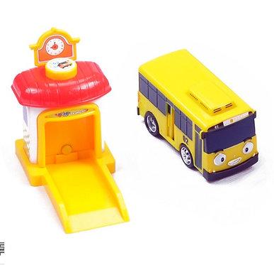 Автобус Лени с гаражом