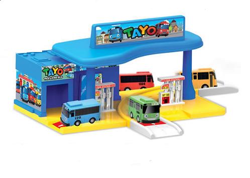Автобусная заправка TAYO